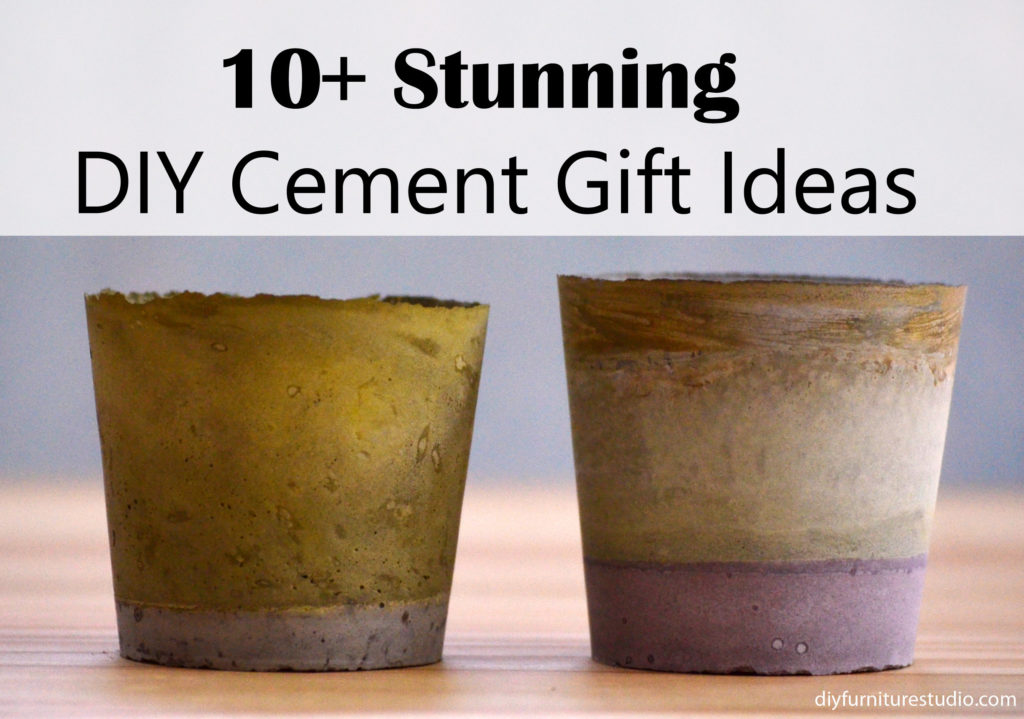 Tutorials for DIY bowls, vases, ring cones, wall art, serving platter, sofa legs, candle holders and more.